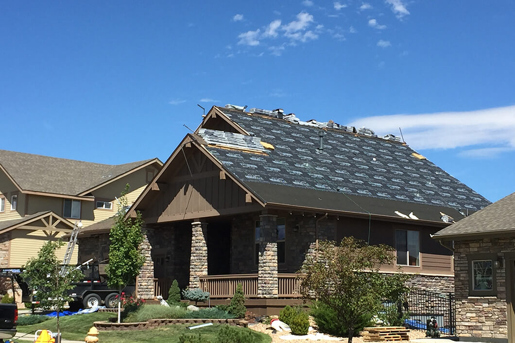 residential roof roofing contractors-roof insurance claims-All Starr Roofing-Denver, CO