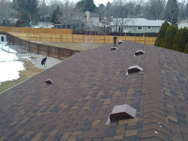 Owens Corning Architectural Shingles Finished Photos