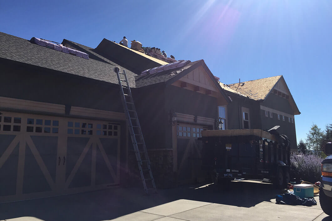 residential roofing-denver roofing contractors-roof exterior renovations-All Starr Roofing-Denver, CO